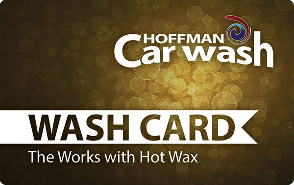 Vestal Hoffman Car Wash The Works with Hot Wax