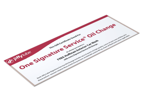 $44.99 Signature Service Oil Change