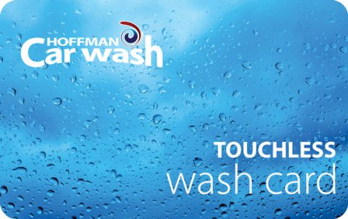 Touchless Wash Card