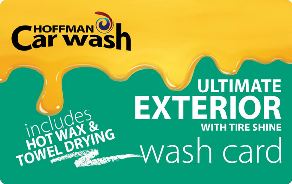 2 Ultimate Exterior with Tire Shine, Towel Drying, and Hot Wax Car Washes