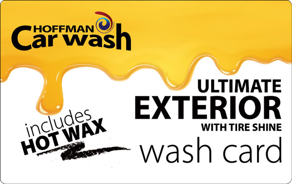 2 Ultimate Exterior with Tire Shine and Hot Wax Car Washes