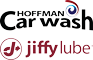 Hoffman Car Wash & Hoffman Jiffy Lube logo